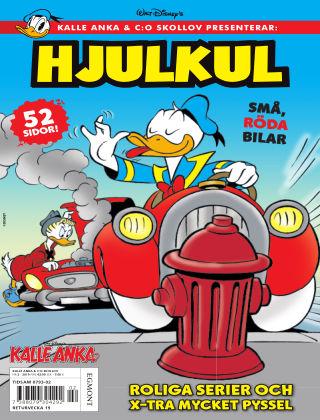 Kalle Anka Skollov 2019-03-05
