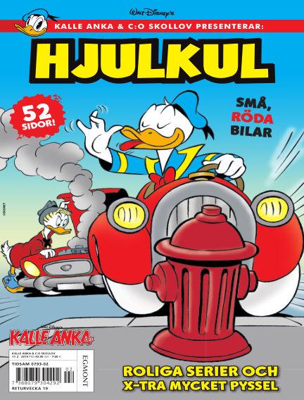 Kalle Anka Skollov March 05, 2019 00:00
