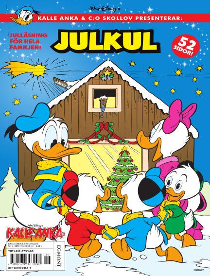 Kalle Anka Skollov November 15, 2018 00:00