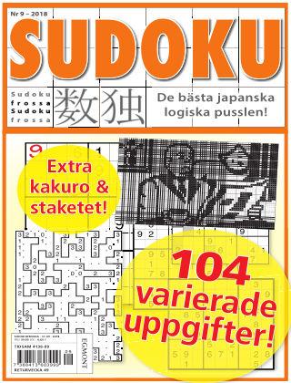 Sudoku Frossa 2018-10-25