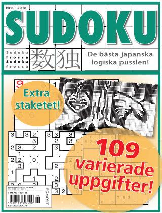 Sudoku Frossa 2018-07-19
