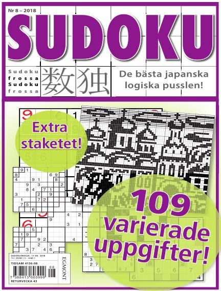 Sudoku Frossa September 20, 2018 00:00