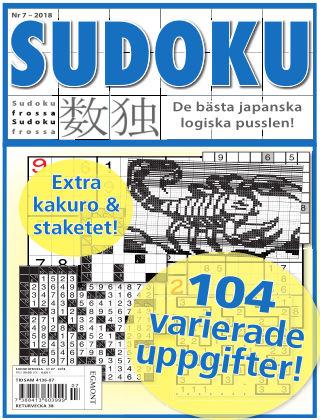 SudokuFrossa 2018-08-16