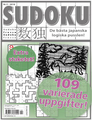 SudokuFrossa 2018-02-08