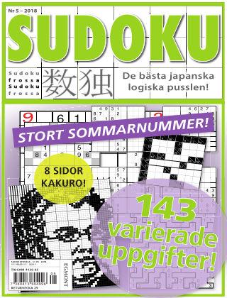 SudokuFrossa 2018-06-14