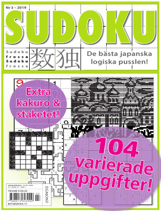Sudoku Frossa 2019-03-21