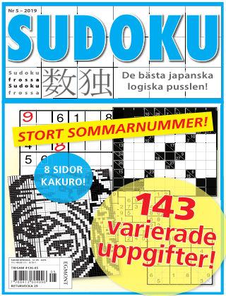Sudoku Frossa 2019-06-14