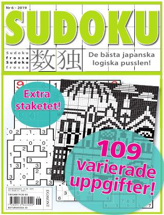 Sudoku Frossa 2019-07-18