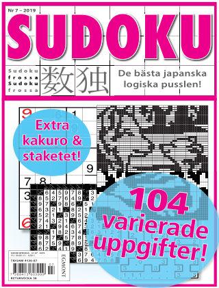 SudokuFrossa 2019-08-15