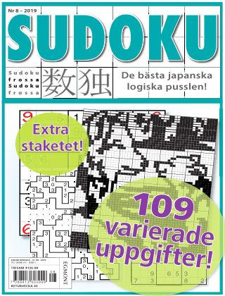 SudokuFrossa 2019-09-19