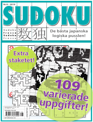 Sudoku Frossa 2019-09-19