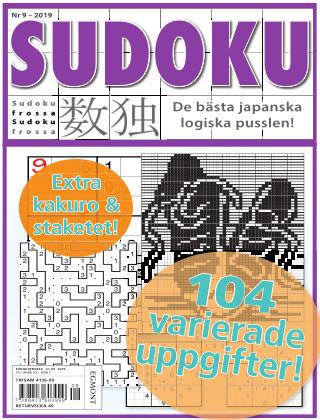 Sudoku Frossa 2019-10-24
