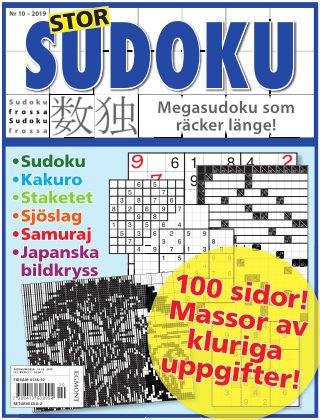 Sudoku Frossa 2019-12-05