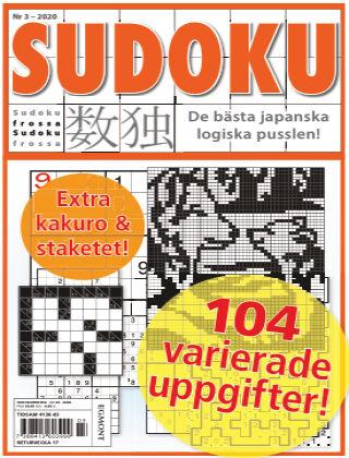 SudokuFrossa 2020-03-19