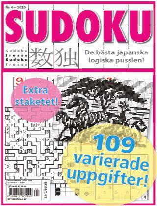 SudokuFrossa 2020-04-23