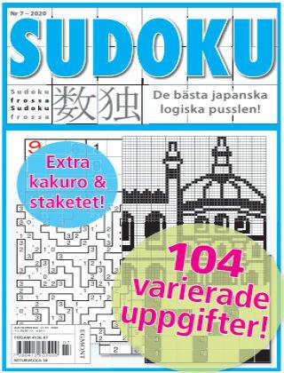 SudokuFrossa 2020-08-13