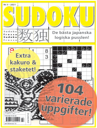 SudokuFrossa 2021-03-18