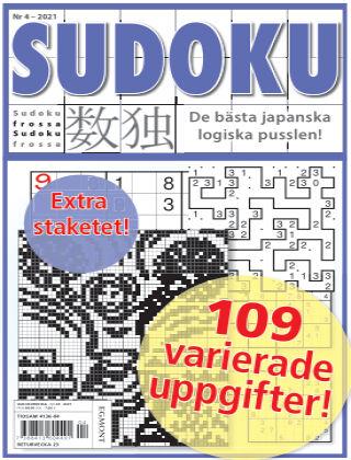 SudokuFrossa 2021-04-22