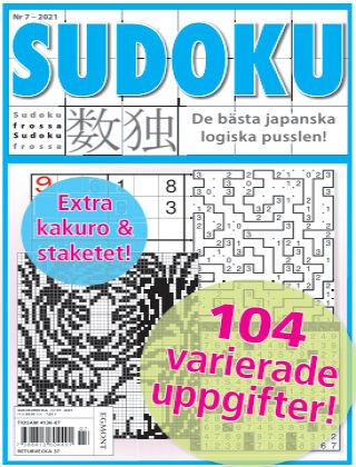 SudokuFrossa Nr 7 2021