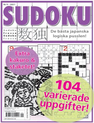 SudokuFrossa Nr 8 2021