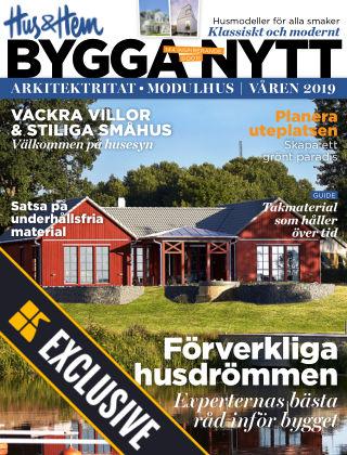 Hus & Hem Bygga Nytt - Readly Exclusive 2019-06-03