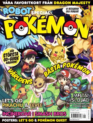 Robot Special: Pokémon 2018-12-04