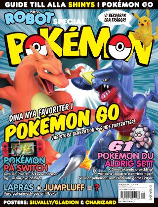 Robot Special: Pokémon 2018-09-11