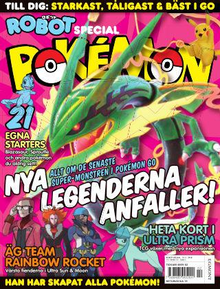 Robot Special: Pokémon 2018-02-27