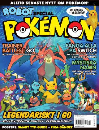 Robot Special: Pokémon 2019-02-26