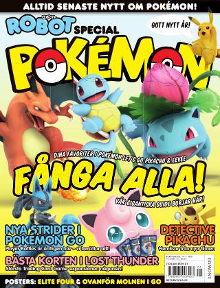 Robot Special: Pokémon 2019-01-15