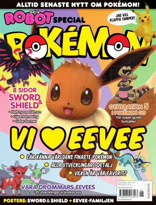 Robot Special: Pokémon 2019-09-10