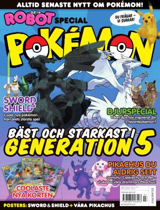 Robot Special: Pokémon 2019-10-22