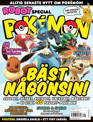 Robot Special: Pokémon (Inga nya utgåvor) 2019-12-03