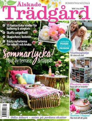 Älskade Trädgård 2019-06-01