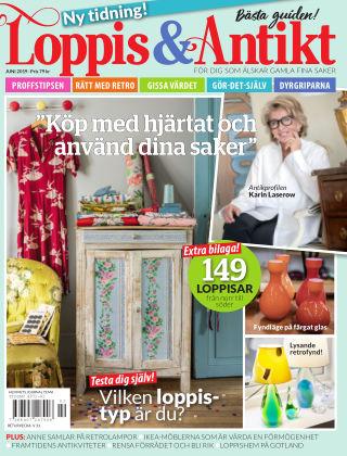 Loppis & Antikt 2019-06-01
