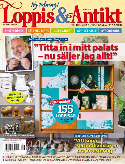 Loppis & Antikt June 04, 2020 00:00