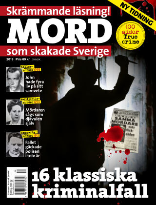Mord som skakade Sverige 2019-07-11