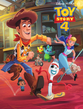 Toy Story 4 2019-09-10