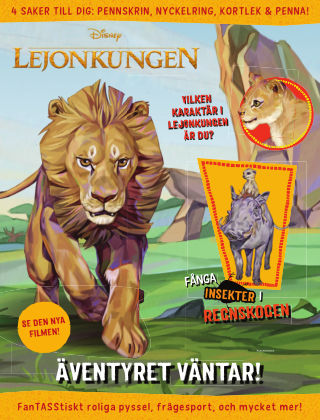 Lejonkungen 2019-07-30