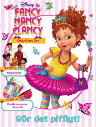 Fancy Nancy 2019-10-08