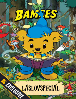 Bamse Readly Exclusive 2019-10-22