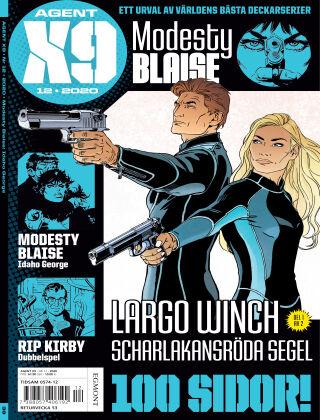Agent X9 2020-12-08