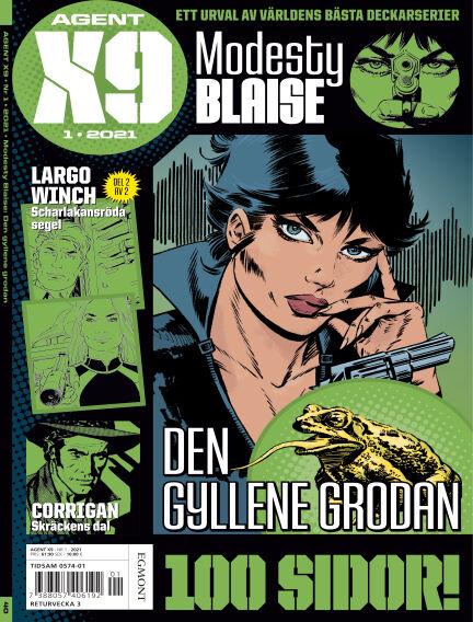 Agent X9 December 29, 2020 00:00