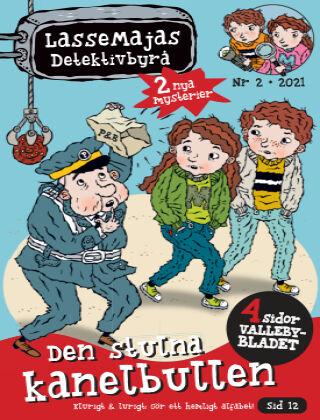 LasseMajas Detektivbyrå 2021-03-23