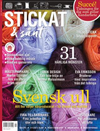 Stickat & Sånt 2020-11-24