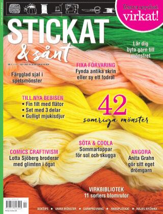 Stickat & Sånt 2021-05-20