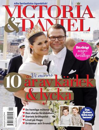 Victoria & Daniel – 10 år av kärlek och lycka 2020-05-14
