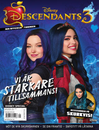 Descendants 3 2019-09-17
