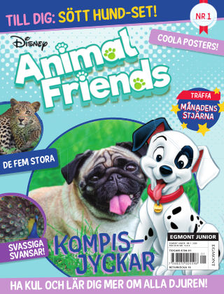 Animal Friends 2020-02-18