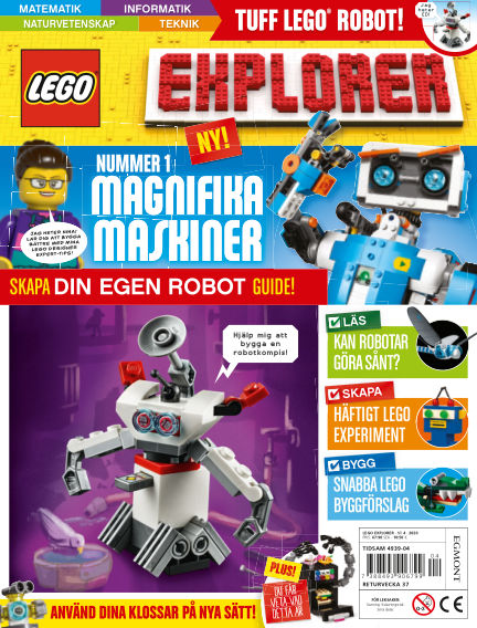 LEGO Explorer July 14, 2020 00:00